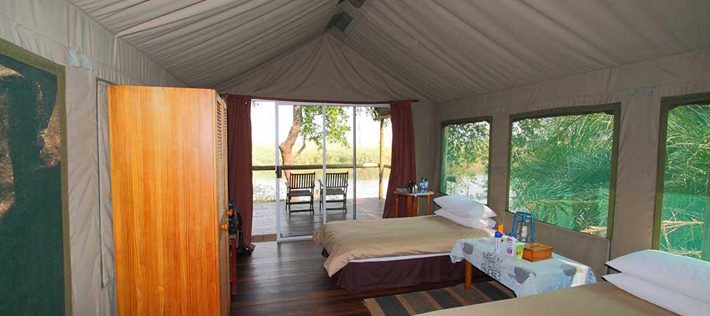Xaro Lodge Shakawe Okavango Panhandle Botswana